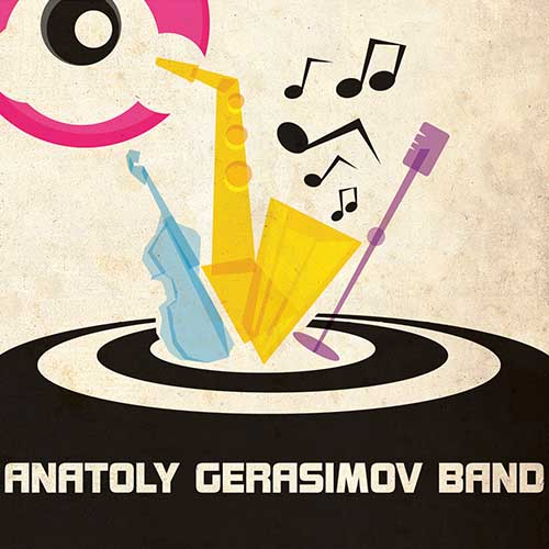 "Anatoly Gerasimov Band – Live In ""Olimpiada 80″"